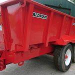 red redrock trailer
